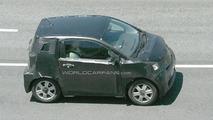 Toyota IQ Spy Photos