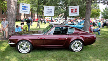 Ford highlights their stolen 1964 Mustang Shorty prototype