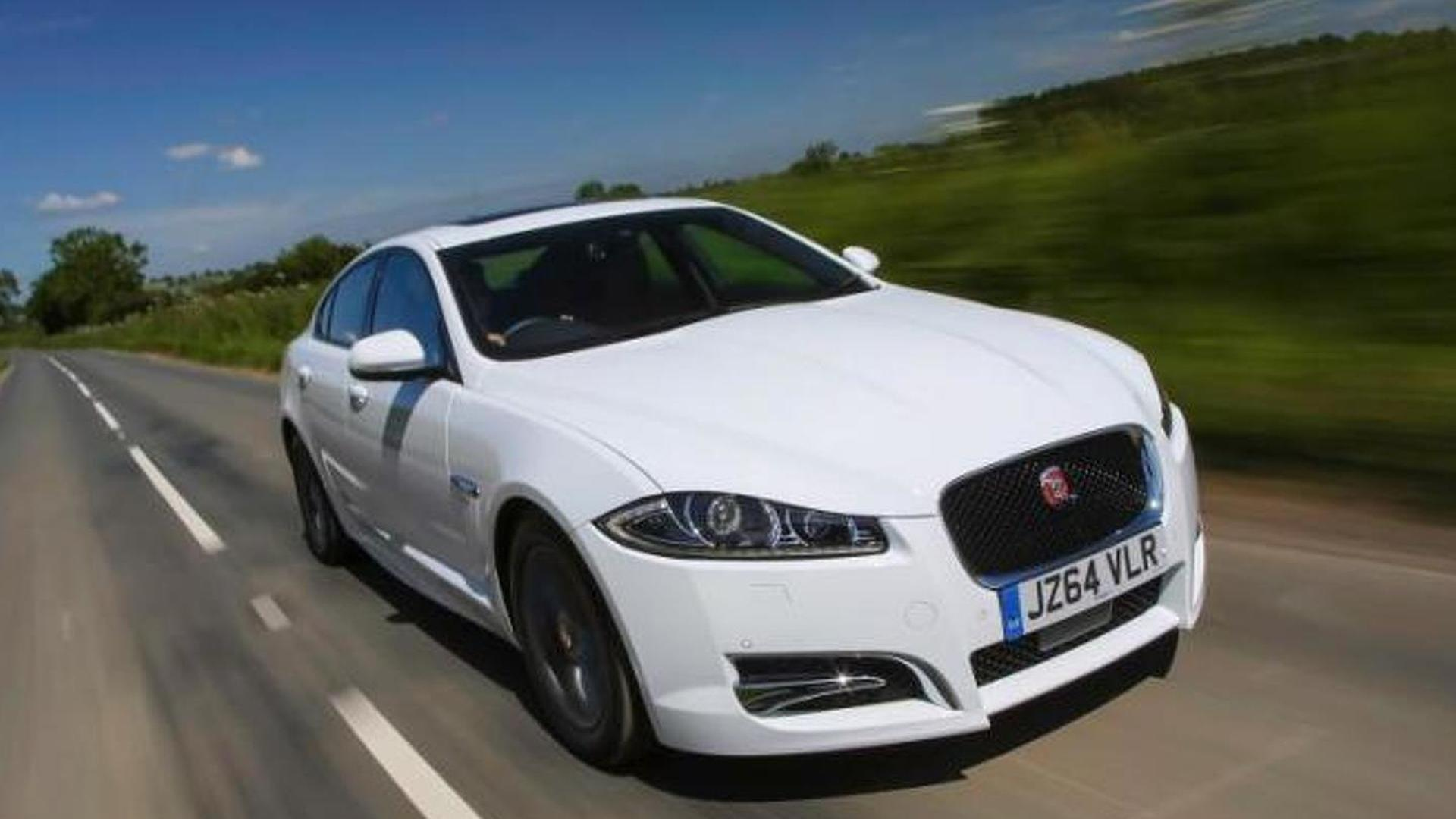 Jaguar XF R-Sport Black launched with more equipment for less money