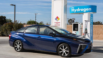 Toyota Mirai will go up for pre-order shortly, first U.S. deliveries slated for October