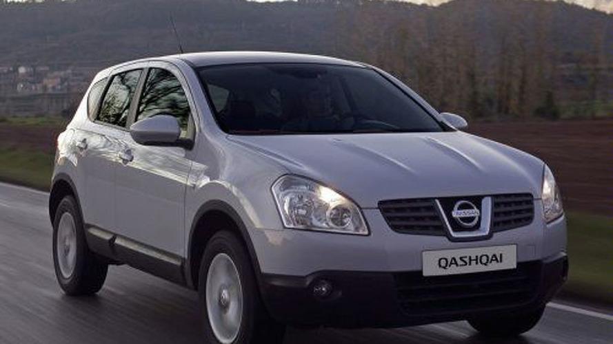 Nissan Qashqai Shifting C-Segment