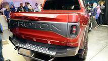 Proton pickup concept