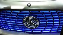 Mercedes -  Six modèles électriques en préparation