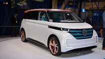 Le Volkswagen BUDD-e remporte une palme !