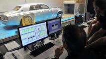 Rolls-Royce 102EX undergoes testing for world tour