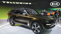 Kia Telluride concept hints at fullsize upscale SUV