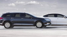 Citroen C5 facelift 02.7.2012