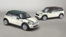 MINI Hyde Park and Green Park special editions announced