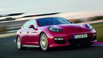 Smaller Porsche Panamera planned for 2017, internally named Pajun