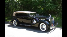 Packard Super Eight 7-Passenger Phaeton