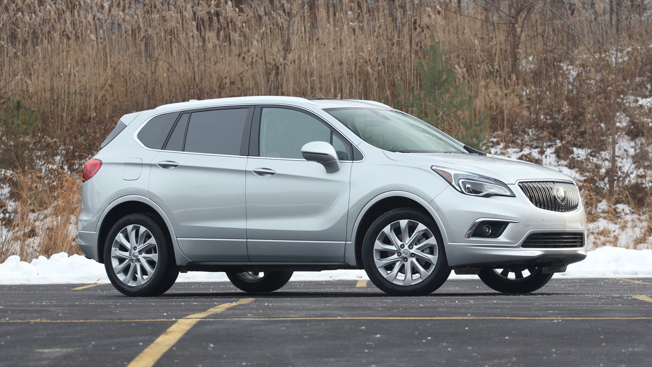 John Miles Buick >> 2017 Buick Envision Review: From China, with love