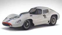 Maserati Tipo 151 Coupe
