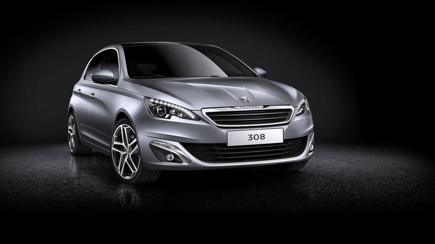 2014 Peugeot 308 unveiled