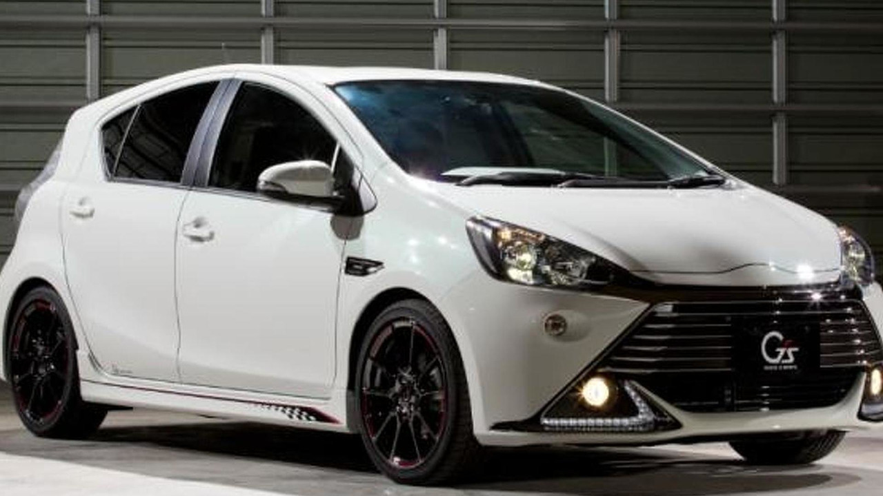 Toyota GRMN Aqua G Sports Concept