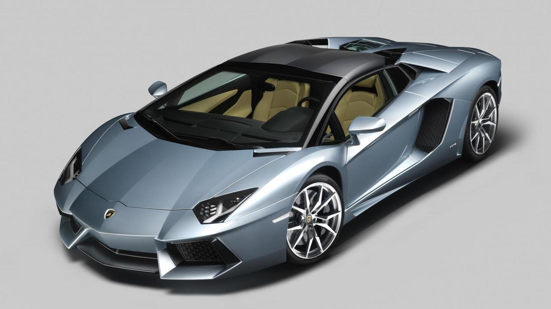 Watch how to install the Lamborghini Aventador Roadster roof [video]