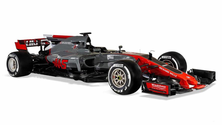 Haas reveals its second Formula 1 car