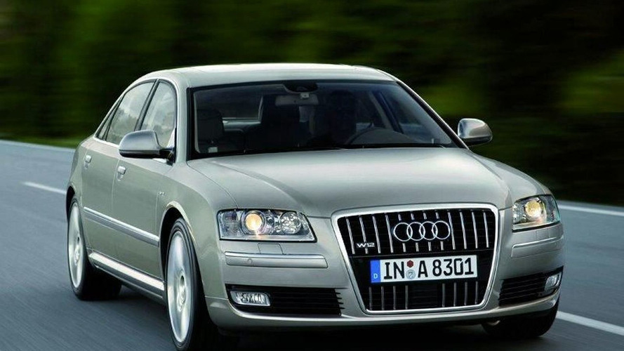 Audi A8 and S8 recalled for sunroof that can fall out