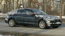 BMW 5-Series GT Spied with Minimal Disguise