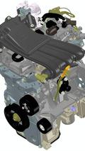 Nissan new global compact car 1.2-litre 3-cylinder petrol engine