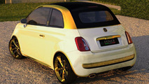 €500,000 Fiat 500C commissioned by Chinese businessman [video]