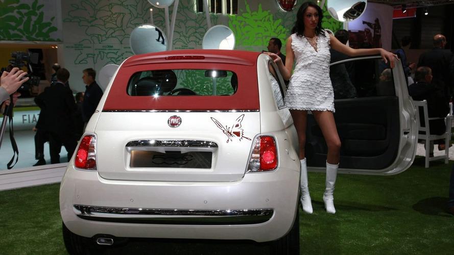 Fiat 500C Sees the Light in Geneva - video