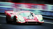 Porsche Celebrates 40th Anniversary of Porsche 917