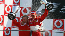 Todt believes friend Schumacher will recover