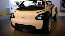 Citroën Lacoste Concept unveiled [new video]
