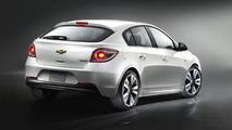 Chevrolet Cruze hatchback show car