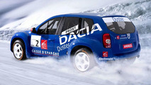 Dacia Duster Competition Version