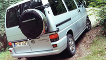 Volkswagen Transporter T4 van