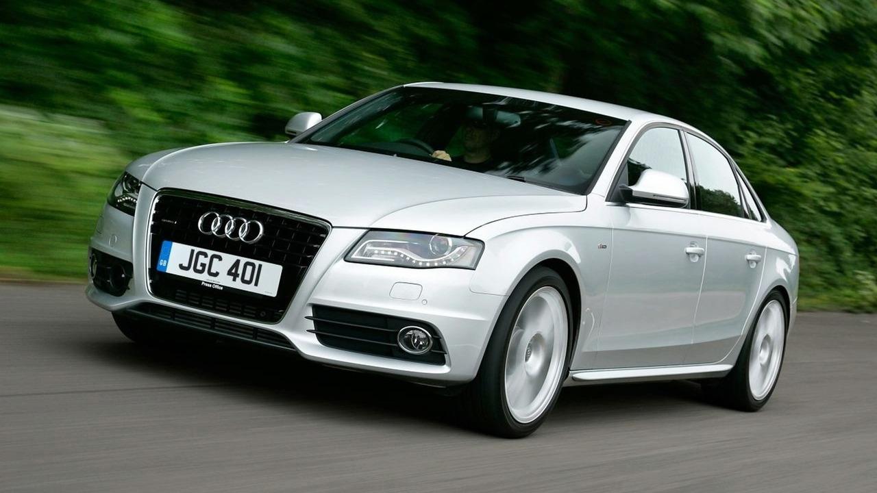 2009 Audi A4 S-Line