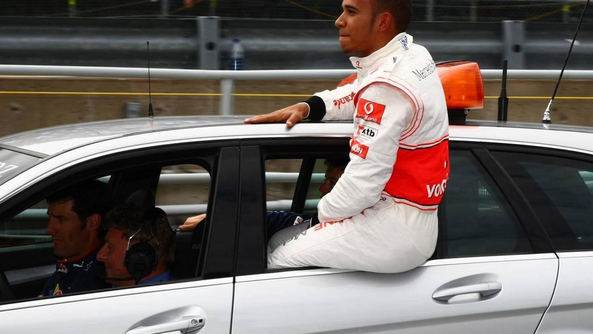 F1 drivers must follow road rules - FIA