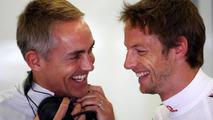 Whitmarsh better at managing champion drivers - Dennis