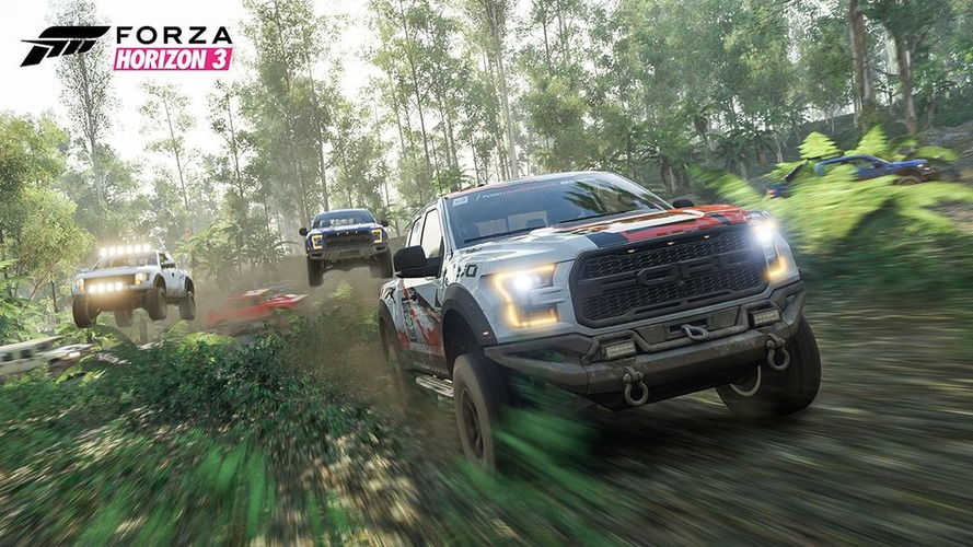 'Across the Horizon' Xbox Forza Horizon 3 adventure runs across Canada