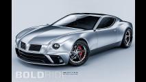 Peregrine 3 Concept Car by Vladimir Panchenko
