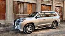 Review: 2016 Lexus LX 570