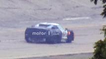 Mid-engine Corvette prototype