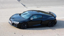 Another look at the 2015 Audi R8 V10 Plus, this time from Germany