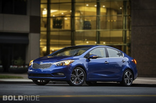 2014 Kia Forte Review: The Above Average Middle Child
