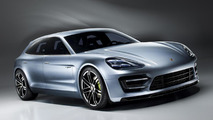 Porsche rules out Tesla Model S competitor