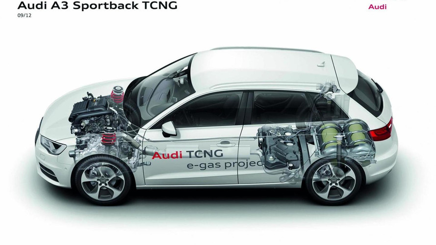 2013 Audi A3 Sportback officially revealed [video]