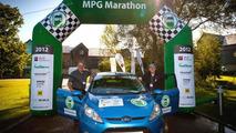 Ford Fiesta ECOnetic 1.6 TDCi wins mpg marathon, returns 108.78 mpg UK
