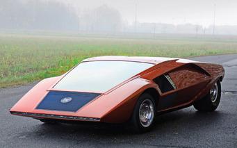 Lancia Stratos Zero: A Paradigm Shift on Wheels