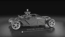 The Mill's shapeshifting Blackbird can mimic any car