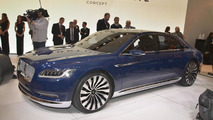 Lincoln Continental concept unveiled, previews an all-new production model