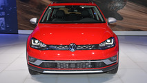 2017 Volkswagen Golf Alltrack live in New York