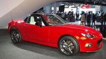 Mazda MX-5 25th Anniversary Edition at 2014 New York Auto Show