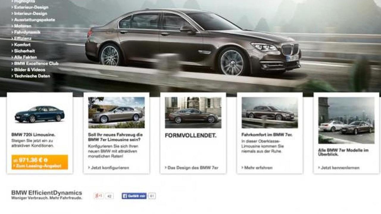 BMW 720i screenshot
