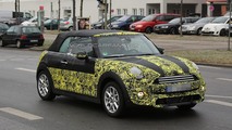 2014 MINI Cooper Convertible spy photo